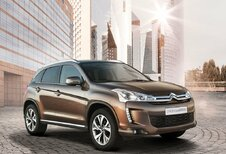 Citroën C4 Aircross 1.6 e-HDi 115 Stop & Start MAN Excl. 2WD (2015)
