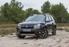 Dacia Duster dCi 110 4x2 SL Blackstorm (2014)