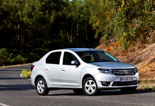 Dacia Logan 1.5 dCi 75 Ambiance (2012)