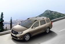 Dacia Logan MCV 1.5 dCi 90 Laureate (2013)