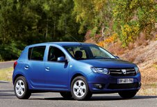 Dacia Sandero 0.9 TCe 90 Easy-R Stepway Plus (2015)