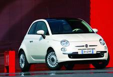 Fiat 500 1.2 8V Lounge (2007)