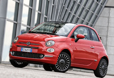 Fiat 500 0.9 Turbo TwinAir 63kW Pop Star (2015)