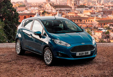 Ford Fiesta 5p 1.6 TDCi 95 Econetic Trend (2008)