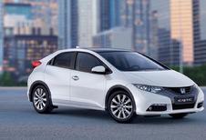 Honda Civic 5p 2.2 i-DTEC Executive (2012)