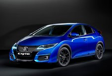Honda Civic 5p 1.8 i-VTEC Executive (2015)