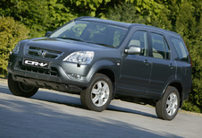 Honda CR-V 2.0i 4WD Executive (2002)