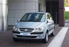 Hyundai Getz 5d 1.5 CRDi GLS (2005)