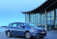 Hyundai i40 Wagon 1.7 CRDi 104kW Executive ISG (2015)