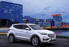 Hyundai Santa Fe 2.2 CRDi 4x4 Executive (2016)