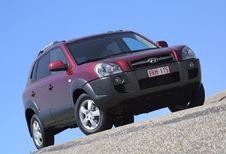 Hyundai Tucson 2.0 CRDi 136 4WD Comfort (2004)