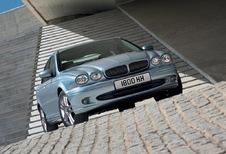Jaguar X-Type 2.0 D Executive (2001)