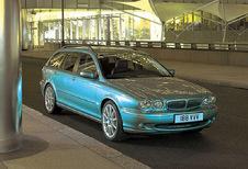 Jaguar X-Type Estate 2.2d Executive
