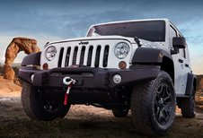 Jeep Wrangler Unlimited 2.8L CRD Sahara (2015)