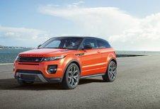 Land Rover Range Rover Evoque 3d