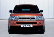 Land Rover Range Rover Sport V8 S/C CommandShift Limited (2005)