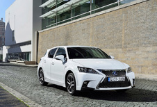 Lexus CT 200h 25th Anniversary Edition (2014)