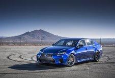 Lexus GS GS 300h F-Sport Line (2014)