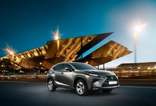 Lexus NX NX 300h Executive Line AWD (2016)