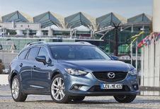 Mazda Mazda6 SportBreak 2.0 120kW Executive (2014)