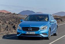 Mercedes-Benz Classe A 5p A 180 CDI (2012)