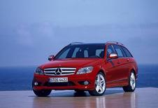 Mercedes-Benz Classe C Break C 250 CDI  BlueEFFICIENCY (2007)