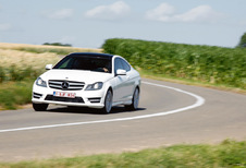 Mercedes-Benz Classe C Coupé C 220 CDI 120kW BlueEFFICIENCY (2014)