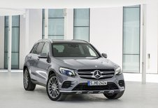 Mercedes-Benz GLC-Klasse GLC 220 d 120kW 4MATIC Launch Edition 1 (2016)
