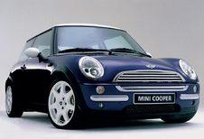 MINI Mini 3p Cooper S 125kW (2001)
