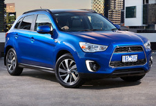 Mitsubishi ASX 1.6 ClearTec Instyle 2WD (2017)