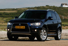 Mitsubishi Outlander 2.0 DI-D Inclass (2006)