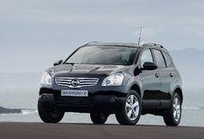 Nissan Qashqai+2 2.0 4WD Executive (2008)