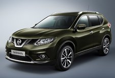 Nissan X-TRAIL 1.6 dCi Connect Edition (2015)