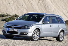Opel Astra Sports Tourer 1.7 CDTI 100 Enjoy (2004)