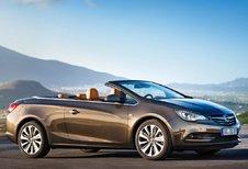 Opel Cascada 1.6 Turbo 125kW s/s Cascada (2015)
