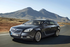 Opel Insignia Sports Tourer 2.0 CDTI 130 ecoFlex Edition (2009)