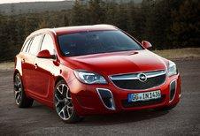 Opel Insignia Sports Tourer 2.0 CDTI ecoFLEX 103kW S/S Cosmo (2015)