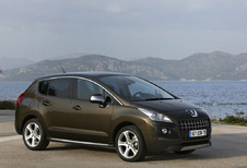 Peugeot 3008 1.6 HDi Access (2009)
