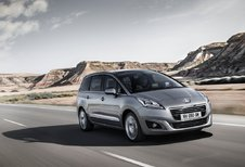 Peugeot 5008 1.6 BlueHDi S&S 85kW Allure (2016)