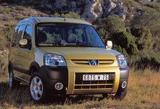 Peugeot Partner 5p 2.0 HDi 90 Indiana (2002)