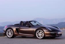 Porsche Boxster 2.7 265 (2012)