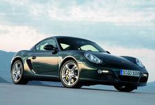 Porsche Cayman 2.7  245 (2005)