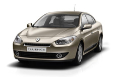 Renault Fluence 1.5 dCi Privilège (2009)