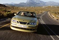Saab 9-3 cabrio 1.8t Linear (2003)