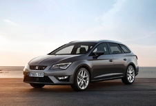 Seat Leon ST 1.6 TDI 105 Reference (2013)
