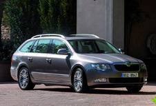 Skoda Superb Combi 2.0 TDI 140 Ambition (2009)