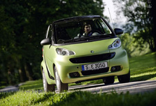 Smart Fortwo 0.8 cdi Passion (2007)