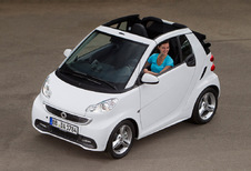 Smart Fortwo cabrio electric drive Passion Cabrio (2014)