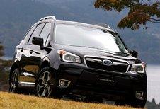 Subaru New Forester 2.0D Sport Executive AWD (2014)