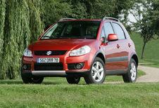 Suzuki SX4 1.6 DDiS Grand Luxe (2006)